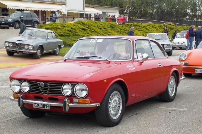 Carnevali Andrea Alfa Romeo GT 2000 1972
