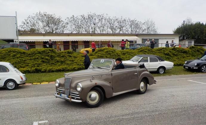Schippa Ferruccio Fiat 1100 1948