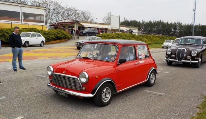 Senigagliesi Luigino Innocenti Mini Cooper 1969